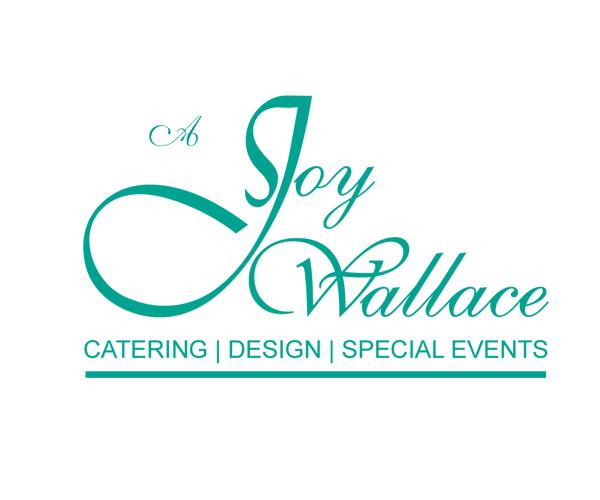 joy-wallace-catering-logo-design