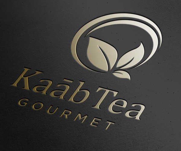 kaab-tea-logo-design