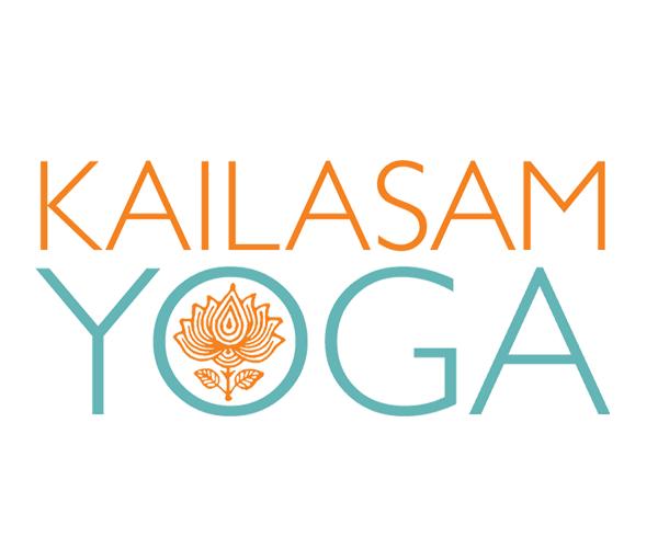 kailasam-yoga-logo-design-uk