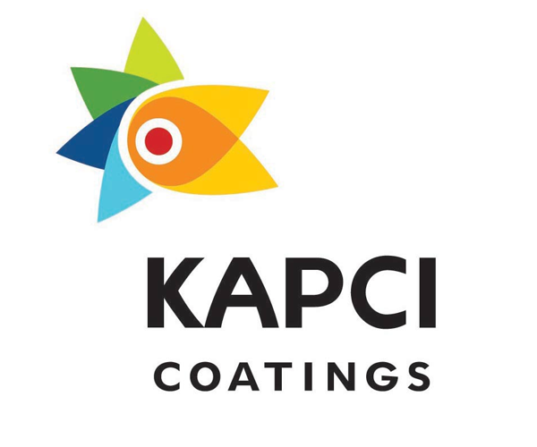 kapci-coatings-logo-design