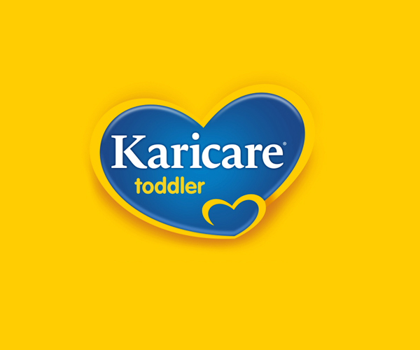 karicare-toddler-logo-design