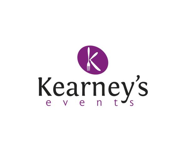 kearneys-events-logo-design