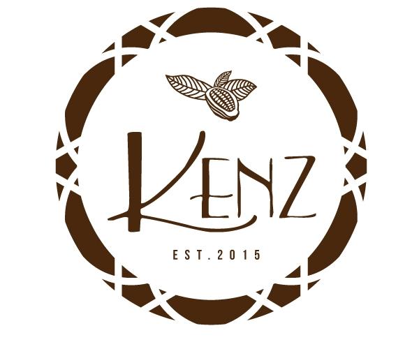 kenz-best-chocolate-logo-designer-free
