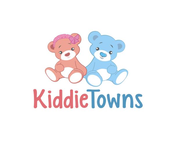 kiddie-towns-logo-designer-free