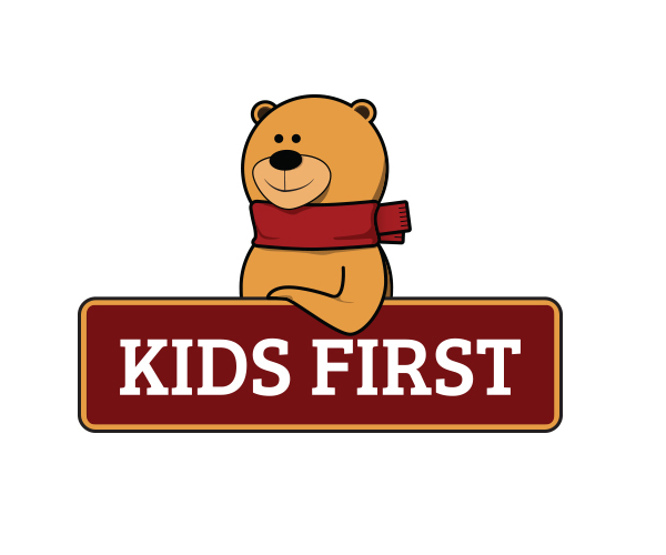 kids-first-logo-design