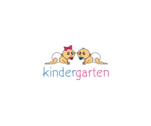 kinder-garten-logo-design
