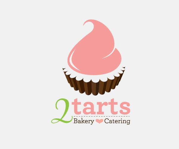 l-tarts-bakery-catering-logo-design
