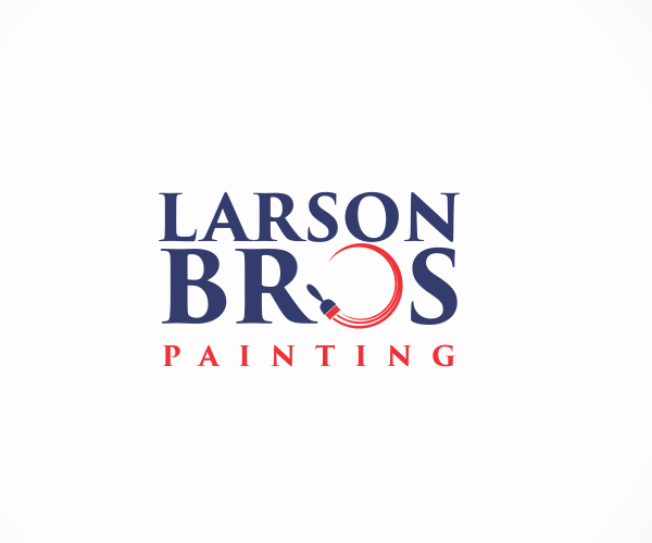 larson-bros-painting-logo-design
