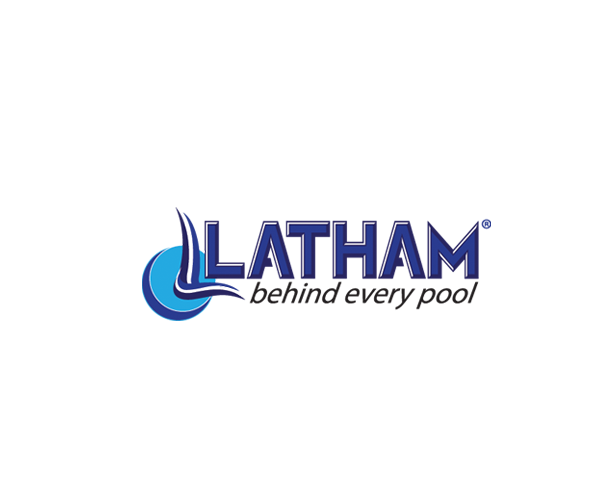 latham-pool-company-logo-design