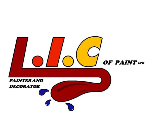 lic-paint-uk-company-logo-design