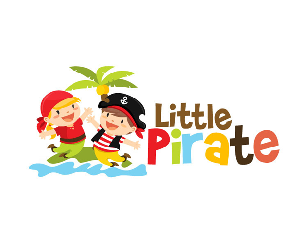 little-pirate-logo-design