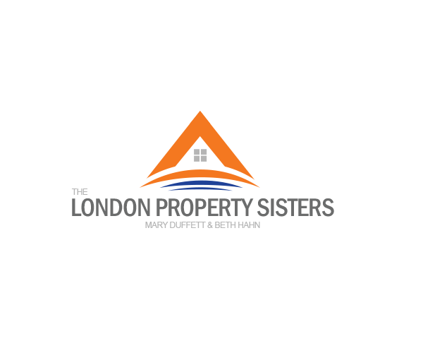london-property-sisters-logo-design