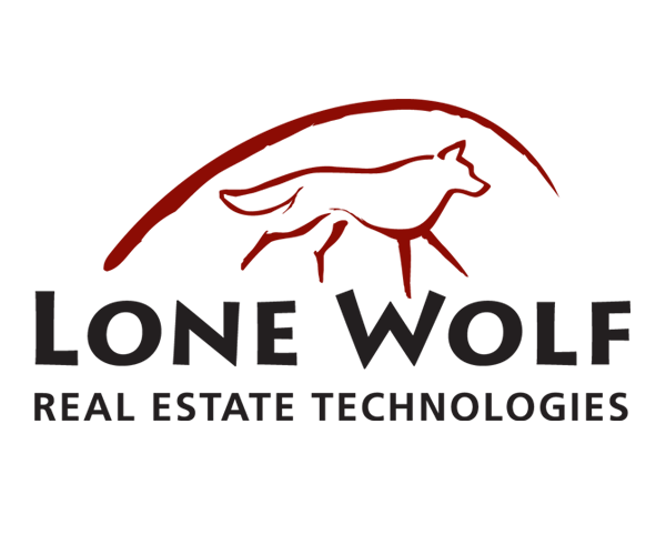 lone-wolf-real-estate-logo-design
