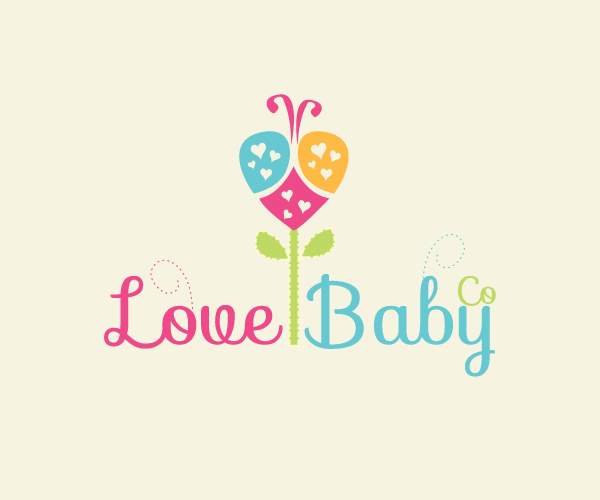 love-baby-logo-design