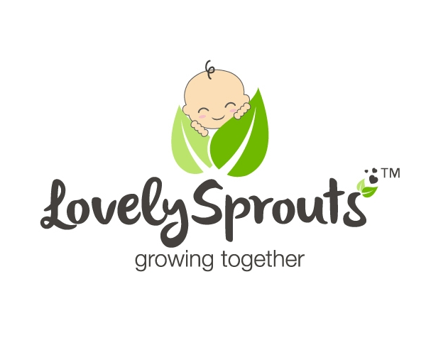 lovely-sprouts-logo-design