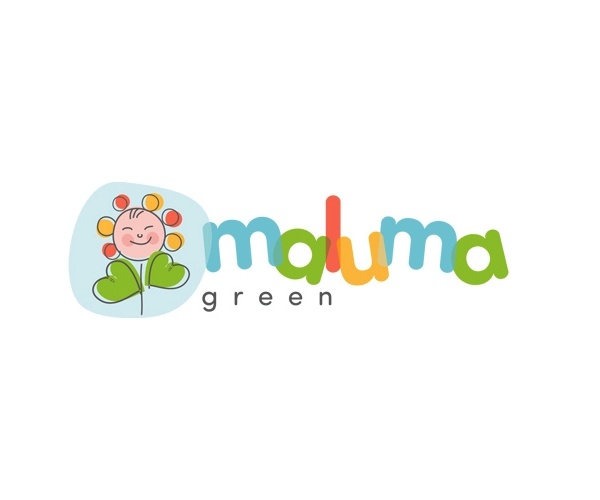 maluma-green-baby-products-logo