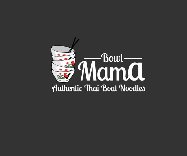 mama-bowl-noodles-logo-design