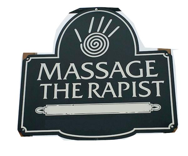 Massage The Rapist