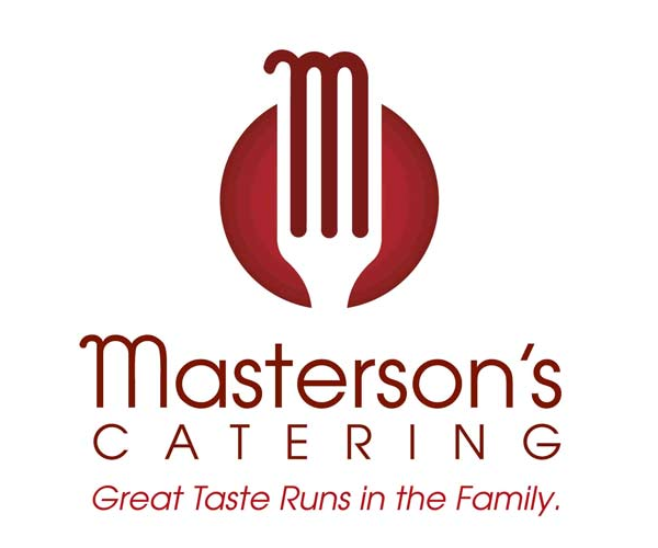 mastersons-catering-logo-design