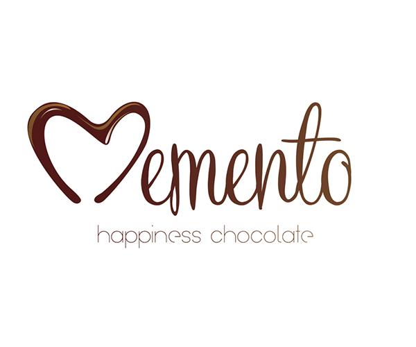 memento-chocolate-logo-design