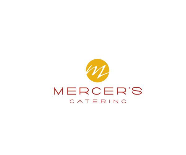 mercers-catering-logo-design