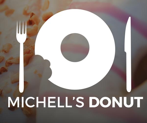 michells-donut-logo-design-uk