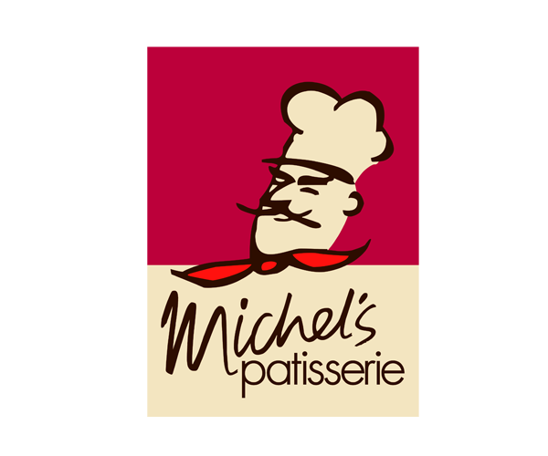 michels-patisseries-logo-design