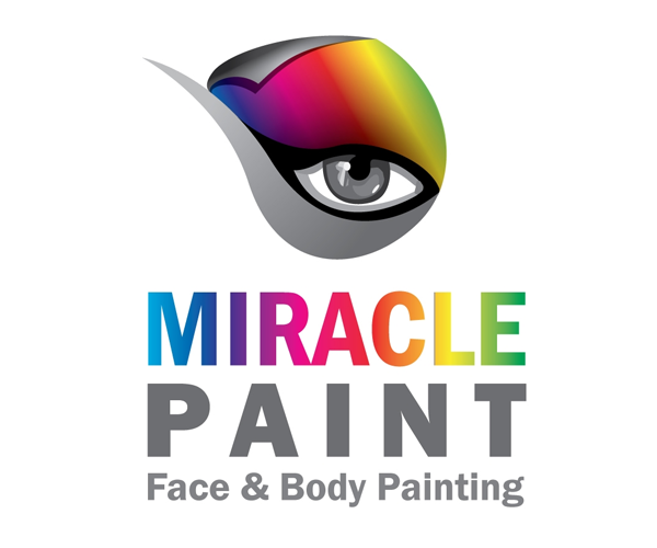 miracle-paint-comapny-logo-design