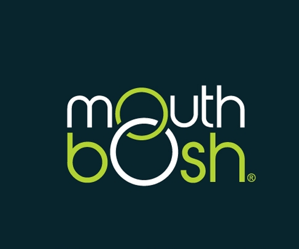 mouth-bosh-toothpaste-logo-design