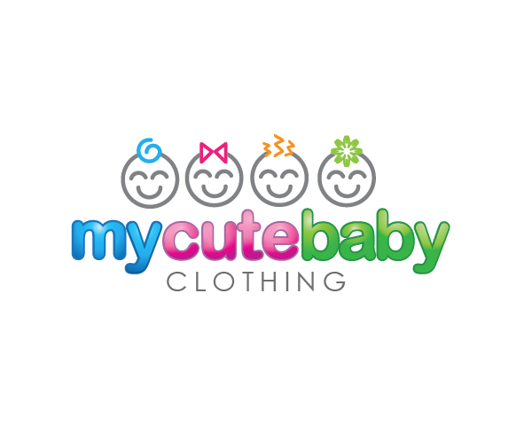 my-cute-baby-clothing-logo
