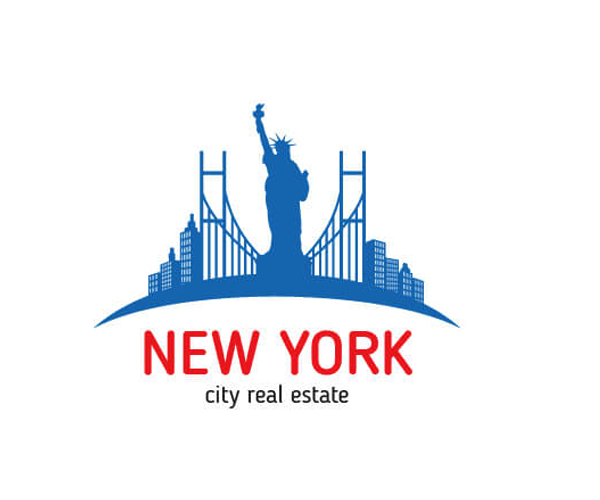 new-york-real-estate-logo-designer