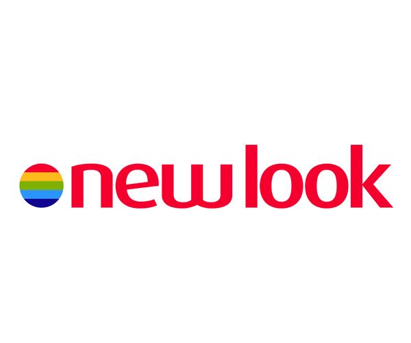 newlook-paints-logo-design
