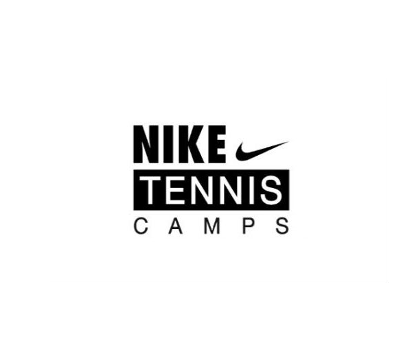 nike-tennis-camps-logo-design