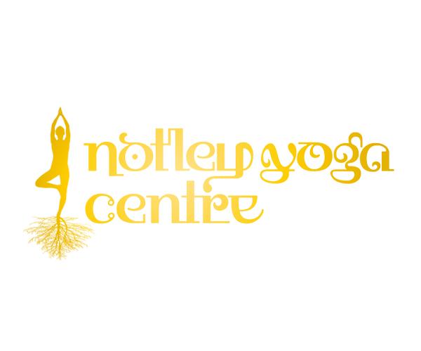 notlley-yoga-center-logo-design