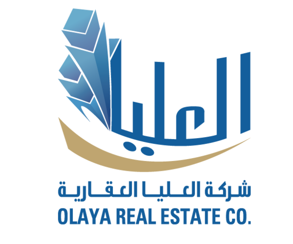 olaya-real-estate-co-logo-design-arabic