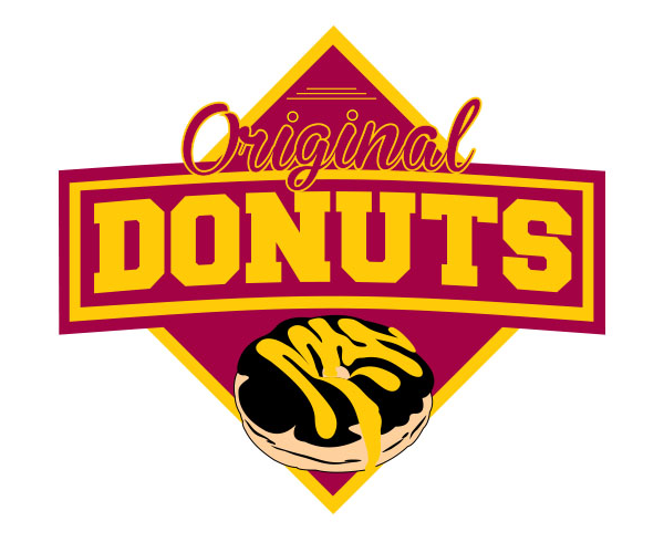 original-donuts-logo-design