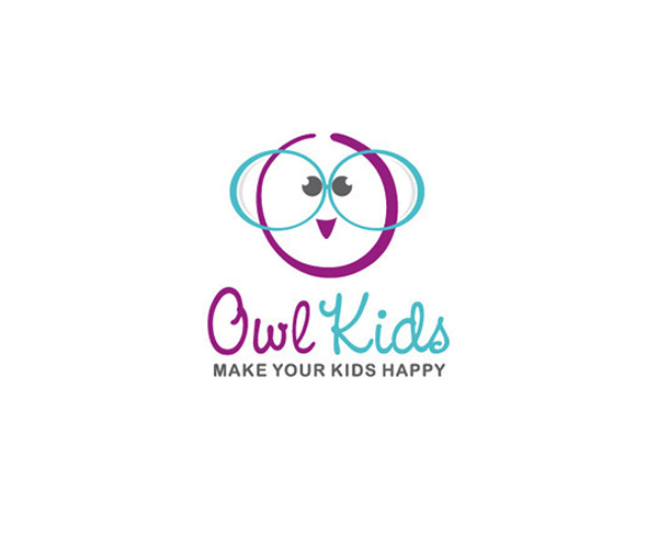 owl-kids-logo-design-for-baby-products