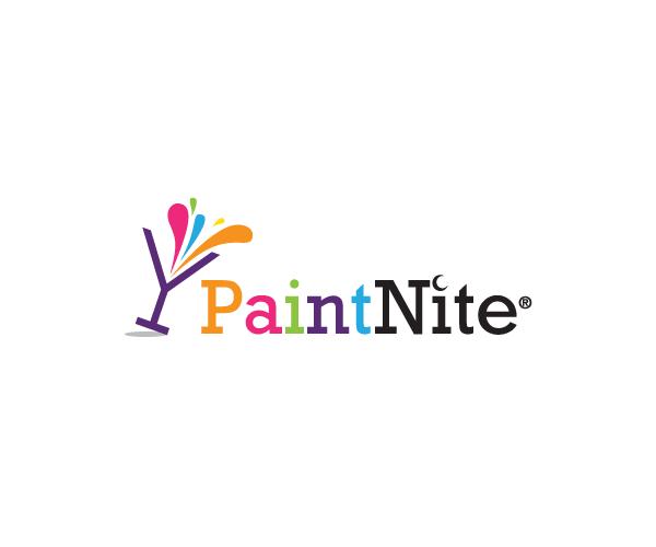 paint-nite-logo-design