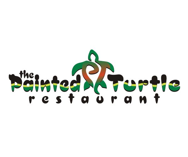 painted-turtle-restaurant-logo-design