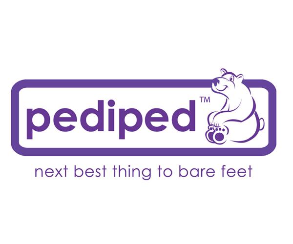 pediped-logo-for-bare-feet-logo