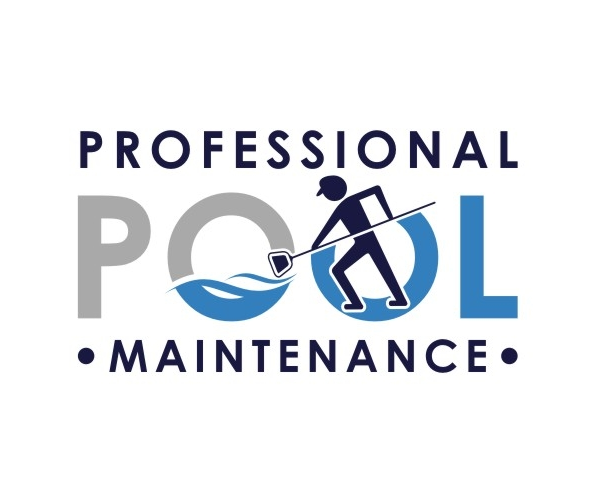 Pool Maintenance Logo Design Pro