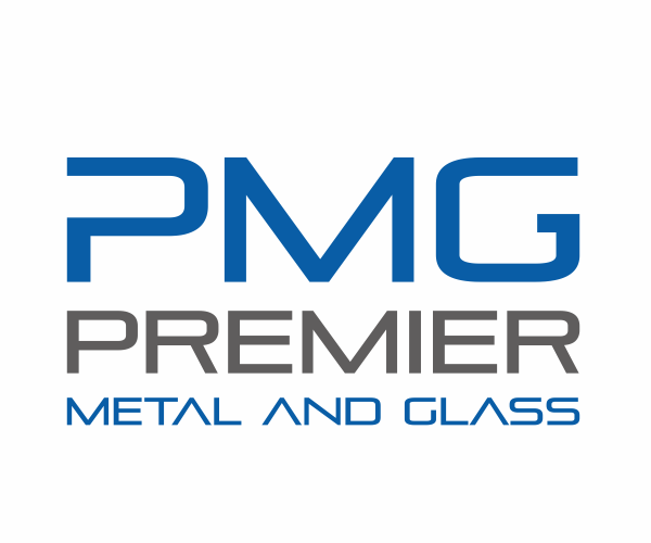 premier-metal-and-glass-logo-design