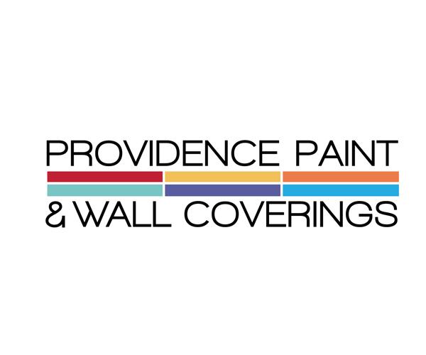 providence-paint-wall-logo-design