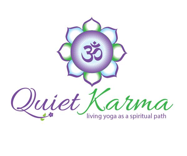 quiet-karma-yoga-logo