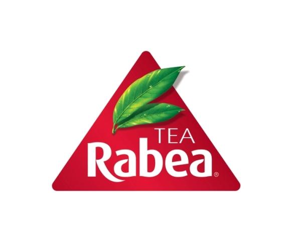 rabea-tea-logo-design