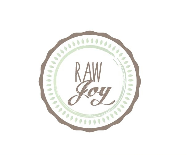 raw-joy-logo-design-for-chocolate-logo