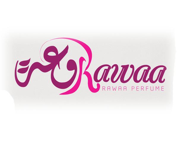rawaa-perfum-logo-design-in-saudi-arabia