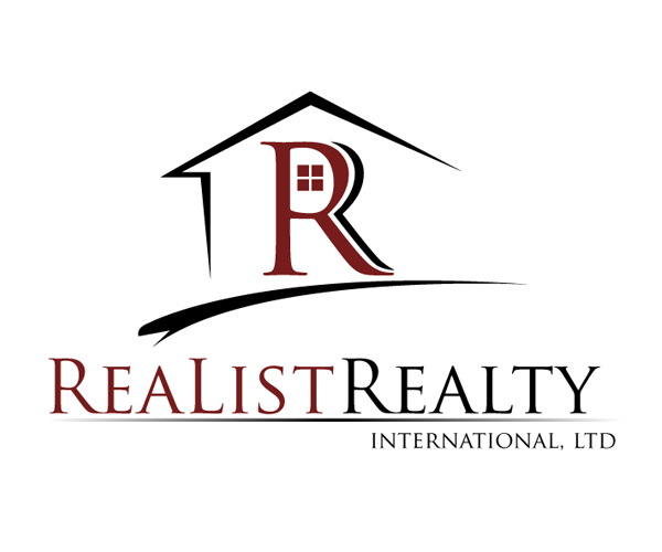 realist-realty-international-logo-design