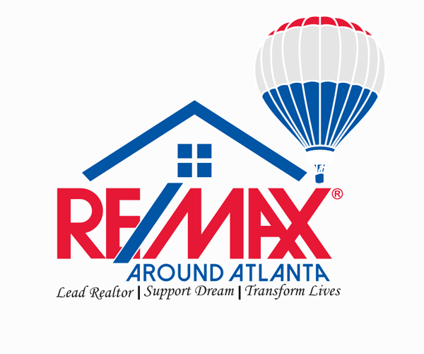 reimax-around-atlanta-logo-design