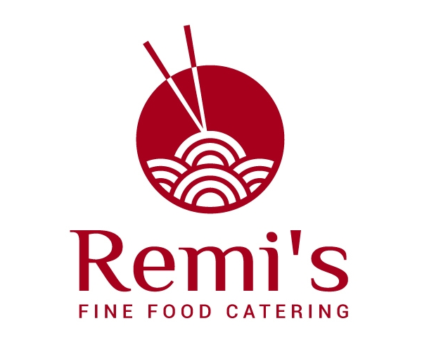 remis-food-catering-logo-design